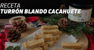 Receta Turrón Blando Cacahuete