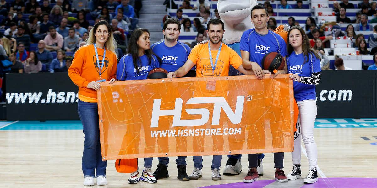 Concurso HSN Movistar Estudiantes - FC Barcelona