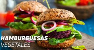Hamburguesas Vegetales