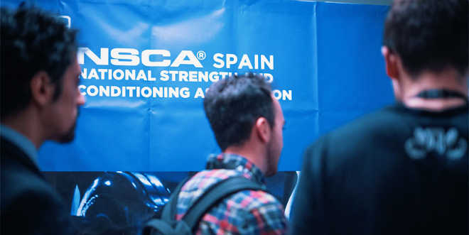 I National Conference NSCA Spain