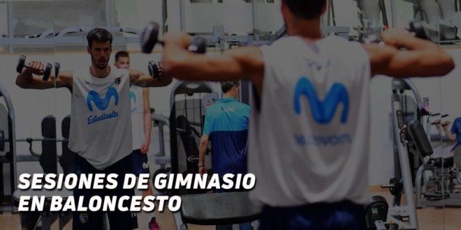 Sesiones de Gimnasio en Baloncesto, ¿Son importantes? ¿Cómo entrenar?