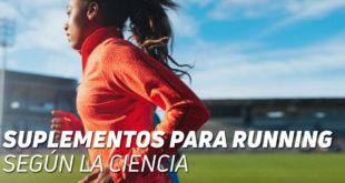 Suplementos para Running según la Ciencia