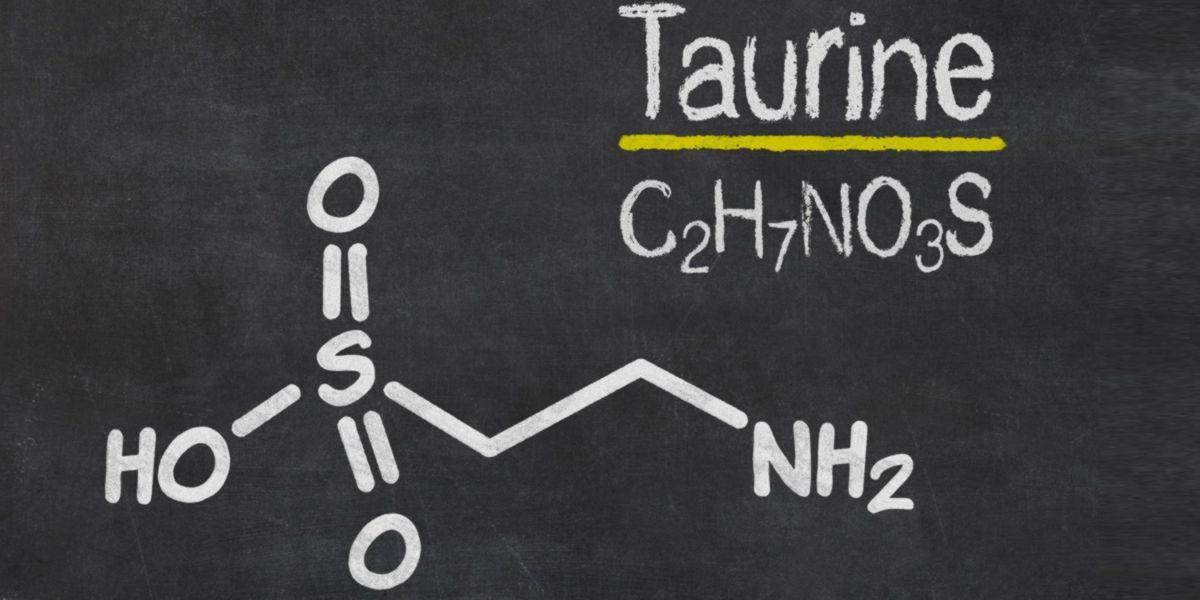Estructura Molecular de la Taurina