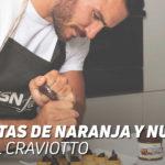 Tartaletas aromatizadas con Nutchoco
