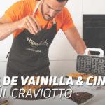 Gofres de Vainilla & Cinnamon