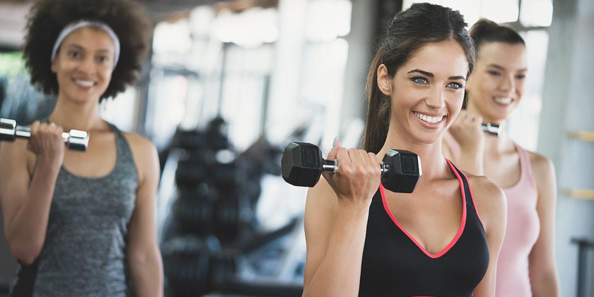 Haz ejercicio y pierde peso