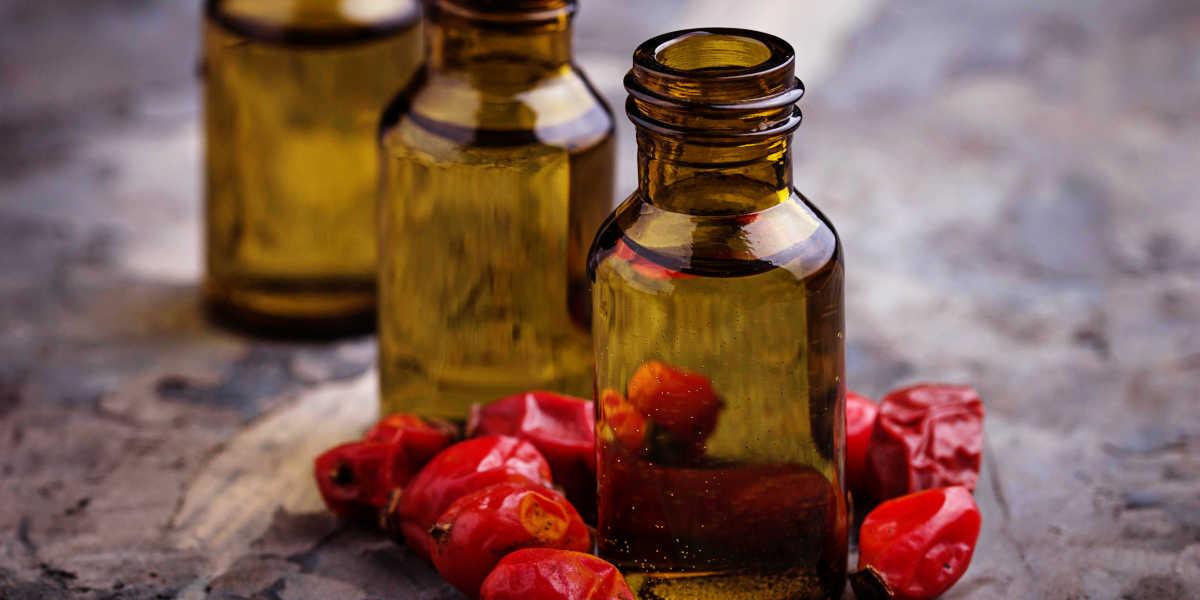 Usos del Aceite de Rosa Mosqueta