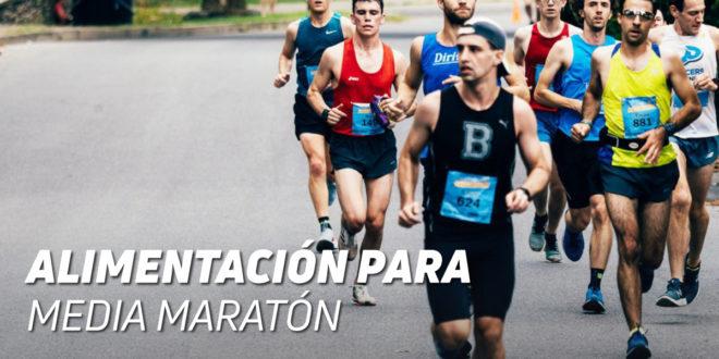 Media Maratón: Todo lo que debes saber sobre la Nutrición