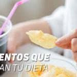 Alimentos que arruinan tu dieta