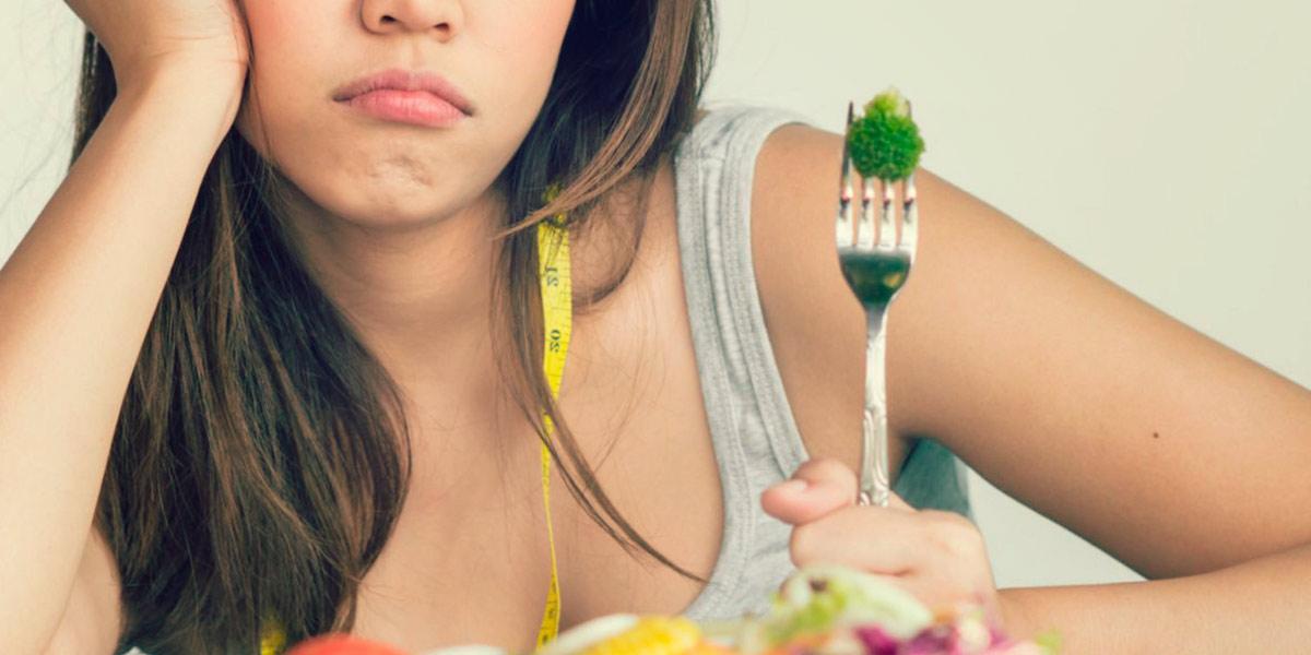 Objetivo de cambiar de hábitos