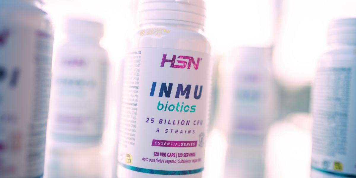 probióticos hsn biotics