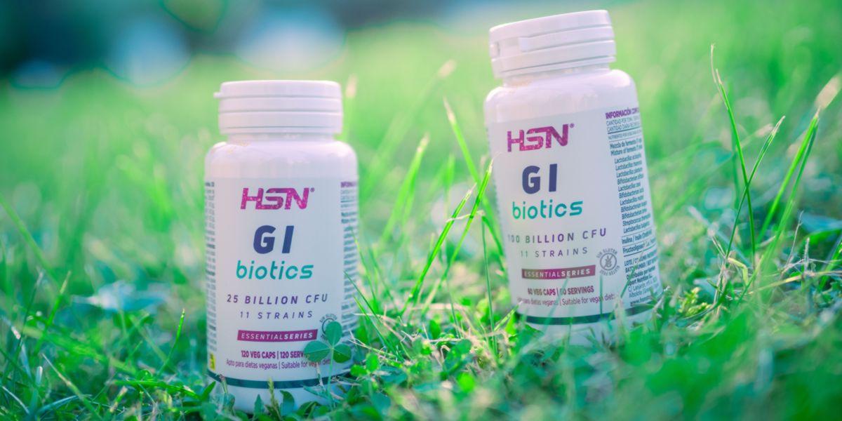 probióticos para la salud gastrointestinal