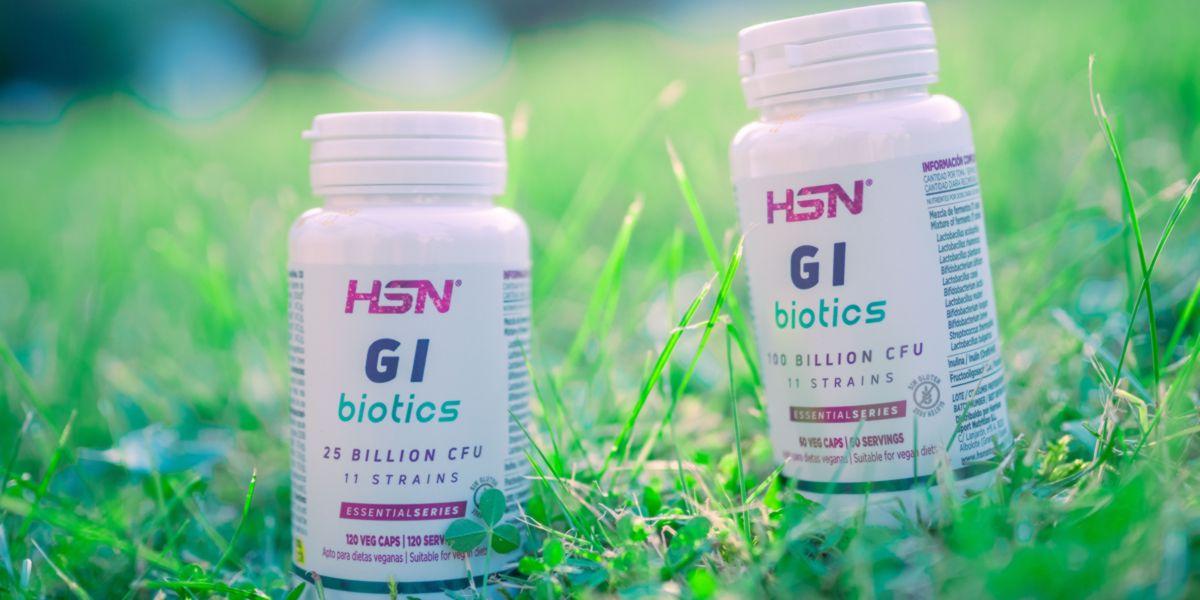 probióticos para la flora intestinal