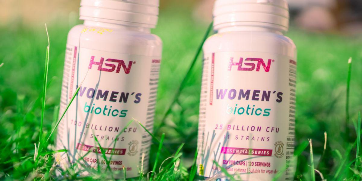 probióticos para la mujer
