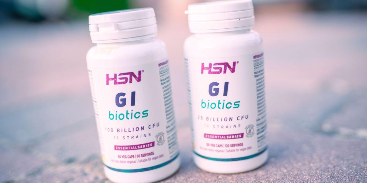 probióticos para la salud digestiva