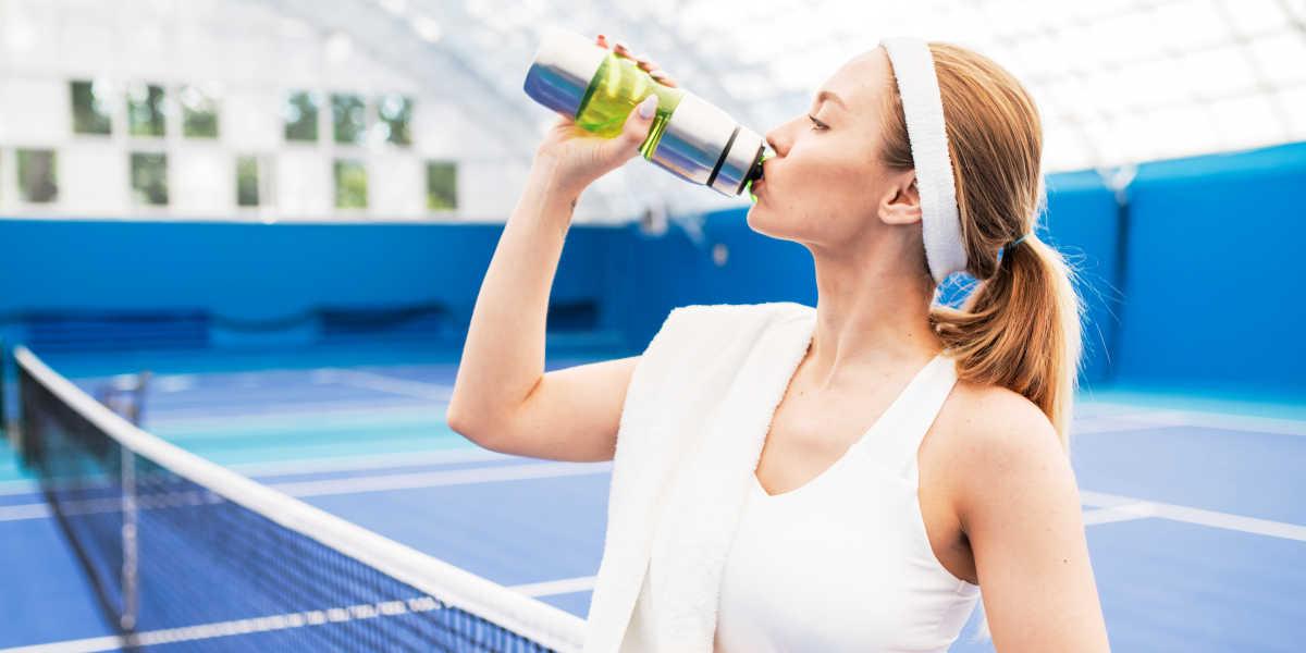 ¿Qué suplementos tomar para la recuperación en el tenis?