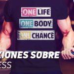 Reflexiones sobre el Fitness