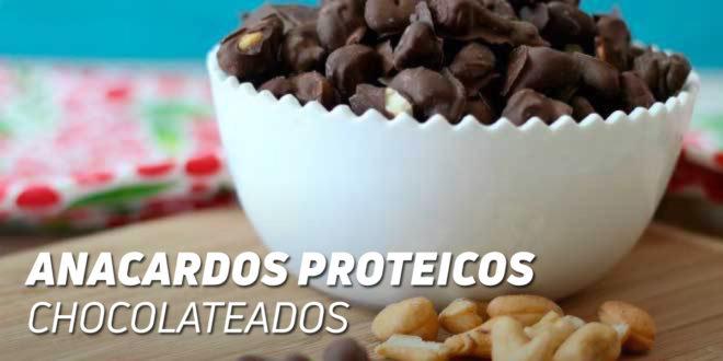 Anacardos Proteicos Chocolatedos