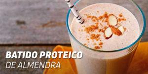Batido Proteico de Almendra