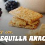 Crackers Mantequilla Anacardo