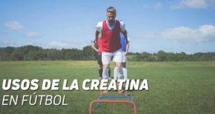 Creatina y Fútbol