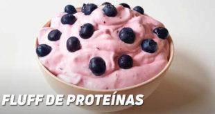 Fluff de Proteínas con Claras