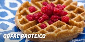 Gofre Proteico