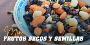Mix de Frutos Secos y Semillas