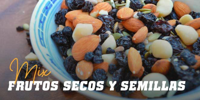 Mix Frutos Secos y Semillas