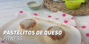 Pastelitos de Queso Fitness