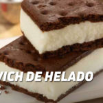 Sandwich de Helado Fitness