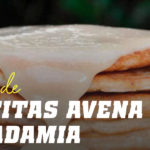 Tortitas de Avena con Mantequilla de Macadamia