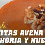 Tortitas de Zanahoria y Nueces