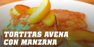 Tortitas de Avena con Manzana