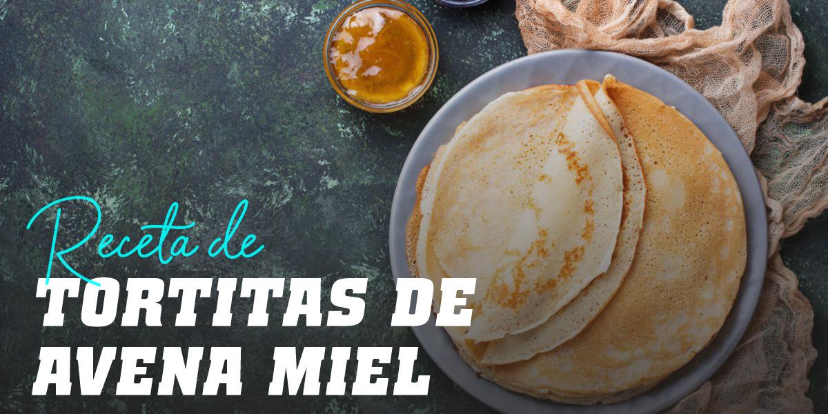 Tortitas de Avena con Miel y Anacardo