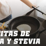 Tortitas de Avena y Claras con Stevia