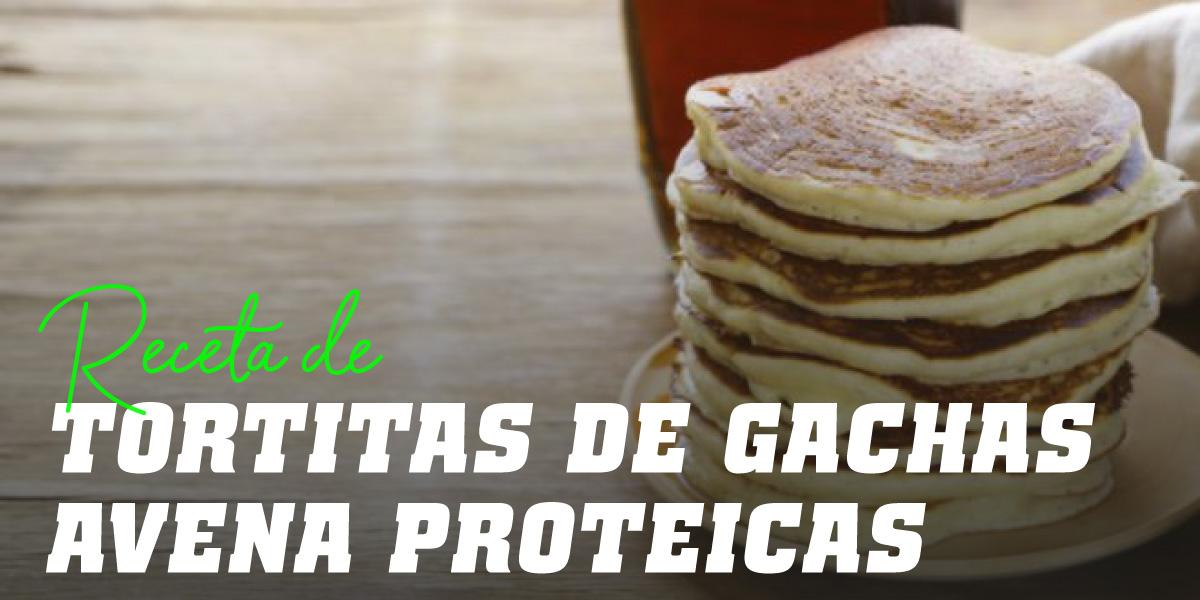 Tortitas de Gachas de Avena Proteicas