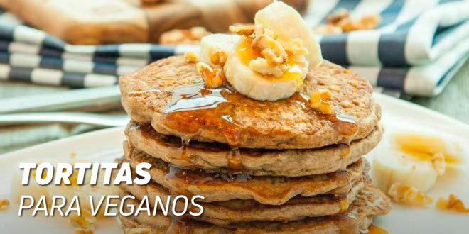 Tortitas para Veganos