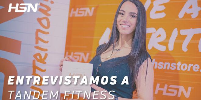 Entrevistamos a Tandem Fitness del #HSNTeam