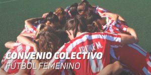 Convenio Colectivo del Fútbol Femenino