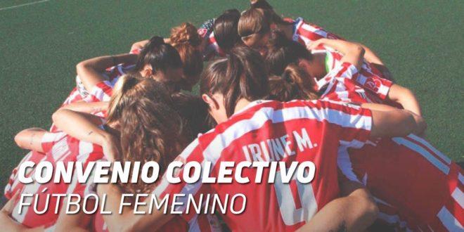 Convenio Colectivo: Jornada histórica para el Fútbol Femenino en España