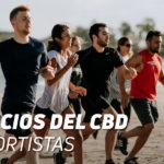 Beneficios del CBD en deportistas