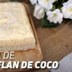 Bizcoflan de Coco