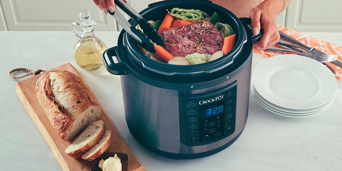 Cocinar con Crock Pot