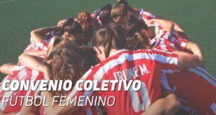 Qué es el Convenio Colectivo del Fútbol Femenino