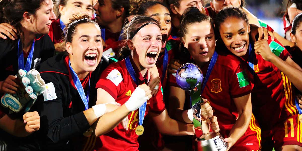 Futuro del fútbol femenino español