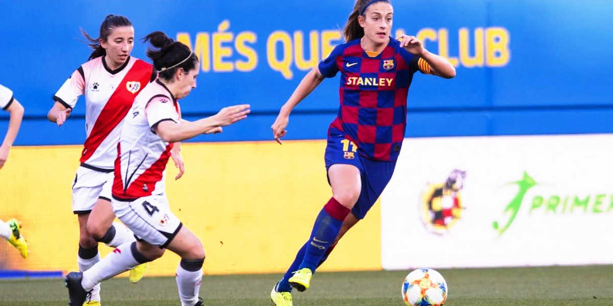 FC Barcelona fútbol femenino convenio