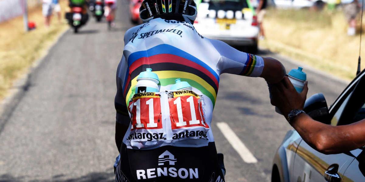 ¿Cómo tomar los recovery en ciclismo?