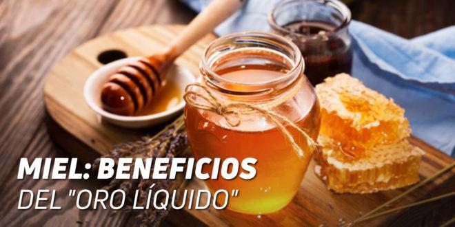 Miel: Beneficios del Oro Dulce