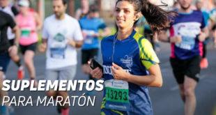 Suplementos para Maratón